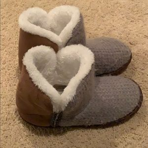 Climate right cuddledud bedroom shoes small